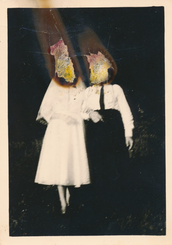 Mads Madison - Wasted Films - Manipulated Analog Film Portrait